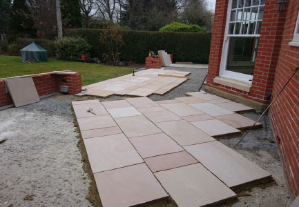 Our Diverse Product Range And Installation Knowledge Means We Have The  Ability To Offer A Variety Of Patio Solutions For All Budgets.